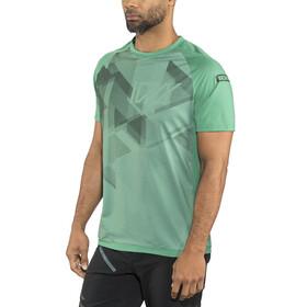 ION Traze AMP Bike Jersey Shortsleeve Men green